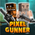 Pixel Z Gunner 3D – Battle Survival Fps