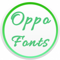 Oppo Fonts