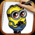 Draw Despicable Me