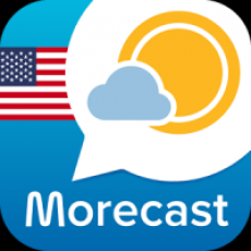 Weather & Radar – Morecast App