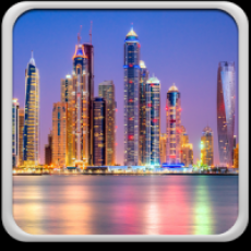 Dubai Live Wallpaper