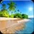 Real Beach HD Live Wallpaper