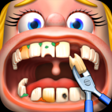 Crazy Dentist – Fun games