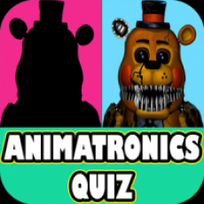 Animatronics Shadow Quiz