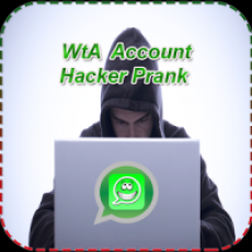 Account Hacker WA Prank