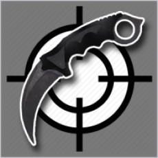 Karambit knife Live Wallpaper