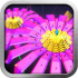 Crystal flowers 3D free