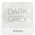 Dark Grey xperia theme