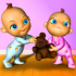 Talking Baby Twins – Babsy