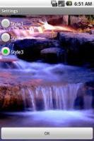 4D Waterfall Live Wallpaper APK