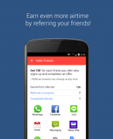 mCent - Free Mobile Recharge for PC