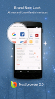 Next Browser - Fast & Private APK