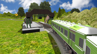Super Metro Train Simulator 3D APK