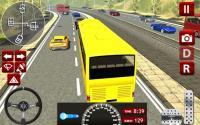 Coach Bus Driver Simulator 3d APK