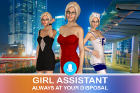 Собеседница  - твоя 3D девушка for PC