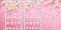 Theme Rose Gold Diamond for PC