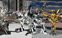 Robots War 3d APK