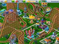 RollerCoaster Tycoon® 4 Mobile APK