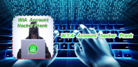 Account Hacker WA Prank for PC
