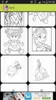 coloriage de la reine APK