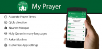 My Prayer: Qibla, Athan, Quran for PC
