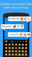 Smart Emoji Keyboard-Emoticons APK