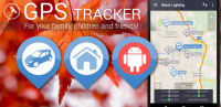 Family Locator / GPS Tracker for PC