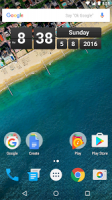 Retro Clock Widget APK