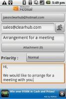 Windows Live Hotmail PUSH mail APK