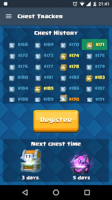Chest Tracker Calculator APK