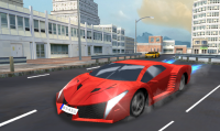 Traffic City Racing Car APK