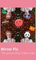MirrorPic Photo Mirror collage APK