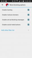 Adblock Browser for Android for PC