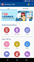 Recharge, Pay Bills & Shop for PC