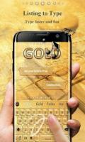 Gold Pro GO Keyboard Theme APK