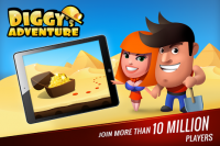 Diggy's Adventure APK