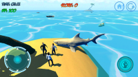Shark Attack 3D Simulator APK