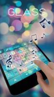 Free Z Glass GO Keyboard Theme APK
