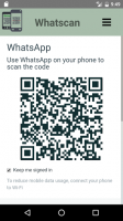 Whatscan for WhatsApp web for PC