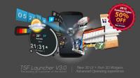 TSF Launcher 3D Shell APK