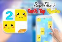 Piano tiles-don't tap pikachu APK