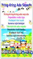 Indonesian children song for PC