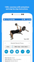 JEFIT Workout Tracker Gym Log APK