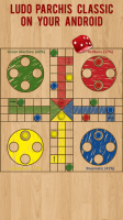 Ludo Parchis Classic Woodboard for PC