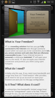 Your Freedom VPN Client APK