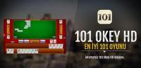 101 Okey HD İnternetsiz for PC