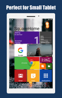 SquareHome 2 - Win 10 style for PC