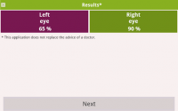 Eye exam for PC