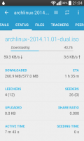Flud - Torrent Downloader for PC