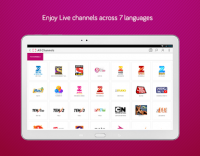 dittoTV: Live TV shows channel APK